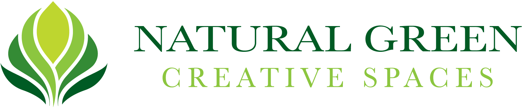 Natural Green Creative Spaces